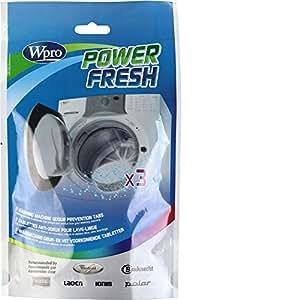 Wpro Powerfresh Washing Machine Cleaning Tabs