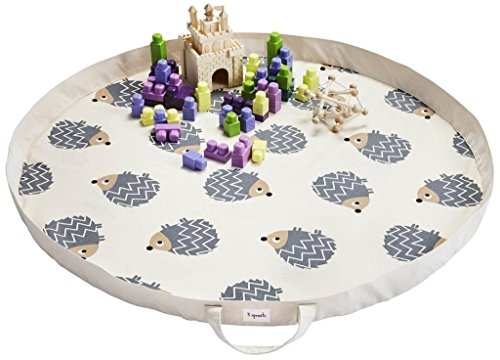3 Sprouts gioco Matte/sacco - riccio