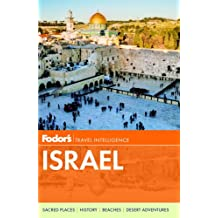 Fodor's Israel (Full-color Travel Guide, Band 9)