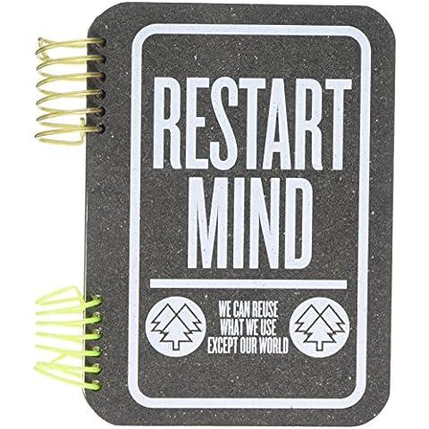 Felices para siempre Papel Renovar todo A5 cartón cubierta Reciclado Notebook