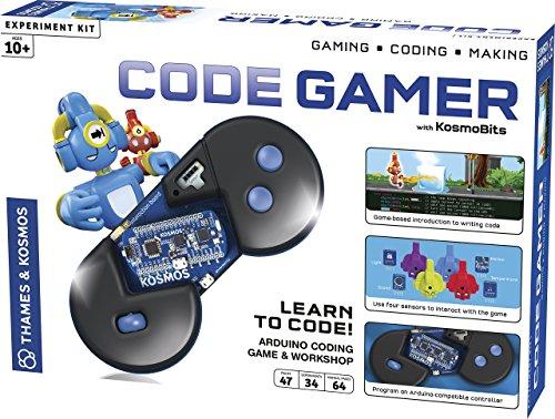 Thames & Kosmos 620141Code Gamer Codierung Werkstatt und Spiel (IOS und Android kompatibel) (Puzzle-spiele Für Android-tablets)