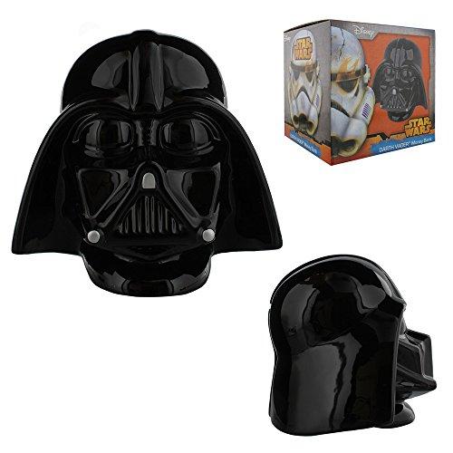 Salvadanaio a forma di Dart Fener - Guerre stellari - Star Wars - Piggy Bank shaped Darth Vader