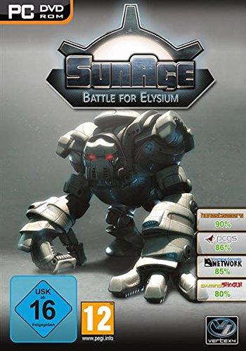 Sun Age - Battle für Elysium (Intel-internet-karte)