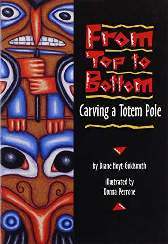 Comprehension Power Readers from Top to Bottom: Carving a Totem Pole Grade 3 Single 2004c -