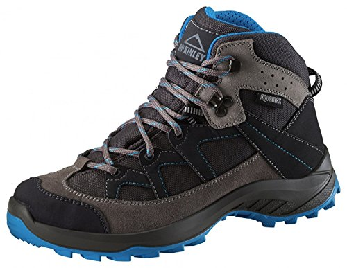 McKinley Chaussures à multifonction Femme Discover Mid Aqx W Anthracite/gris (UE) Mehrfarbig