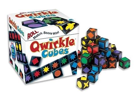 Qwirkle Cubes - MindWare - Jeu Qwirkle Cubes - Version