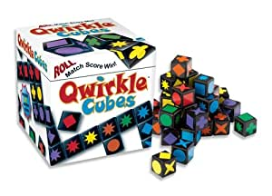 Green Board Games Qwirkle Cubes