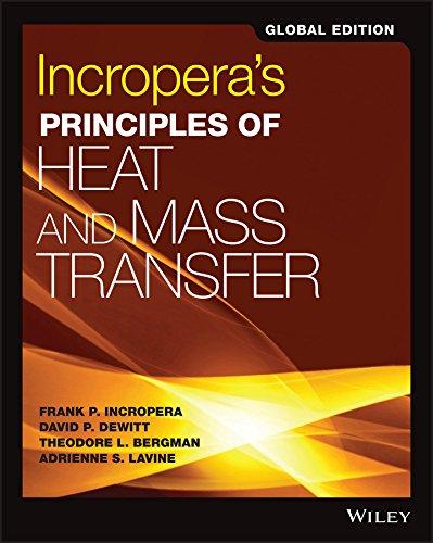 Incropera's Principles of Heat and Mass Transfer por Theodore L. Bergman