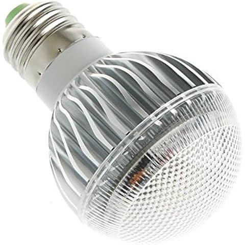 XIE@ AC 100-240V temperatura regolabile 9W E27 lampadina LED con