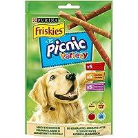 Purina - Friskies Picnic Variety Snacks para Perro - Pack de 8 x [3 x 126 g] - Total 3024 g