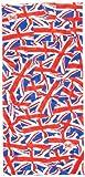 Buff Original Bandeau multifonctions Multicolore Flag UK 2010 Taille unique