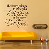 Asmi Collections PVC Wall Stickers Motiv...