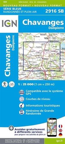 2916sb chavanges - dampierre