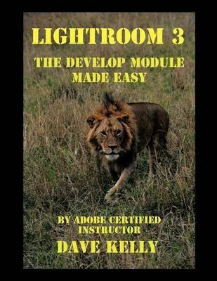 [ Lightroom 3: The Develop Module Made Easy ] By Kelly, Dave (Author) [ Dec - 2011 ] [ Paperback ]