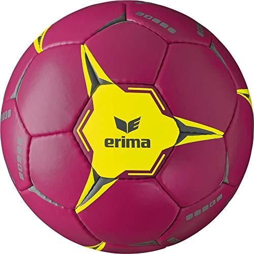 Erima Erwachsene G 9 2.0 Handball, Berry/Gelb, 1