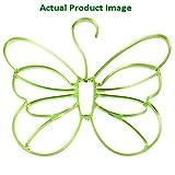 HOKIPO® 1 Piece Butterfly Shape Trans...