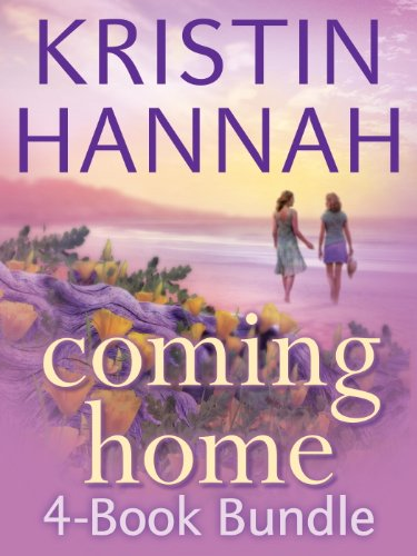 Kristin Hannah's Coming Home 4-Book Bundle: On Mystic Lake, Summer Island, Distant Shores, Home Again (English Edition)