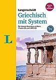 Langenscheidt Griechisch mit System - Sprachkurs für Anfänger und Forgeschrittene: Der Intensiv-Sprachkurs mit Buch, 3 Audio-CDs und 1 MP3-CD (Langenscheidt Sprachkurse mit System)