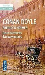 Two Adventures of Sherlock Holmes de Arthur Conan DOYLE