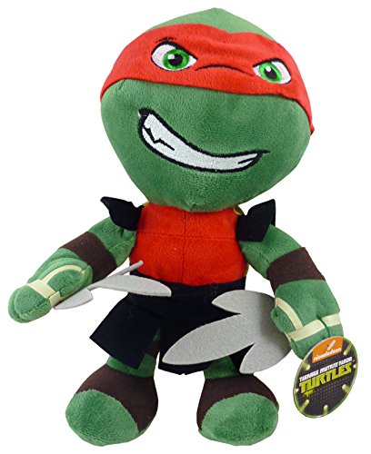 12 '' Teenage Mutant Ninja Turtles - RAPHAEL - Plush Stofftier - 4 zu (Raphael Ninja)