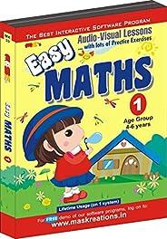 MAS Kreations Easy Maths-1