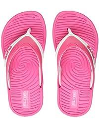 FLITE (Above 2 Years -Unisex Kid's Pink/White Flip-Flops-11 UK (29 EU) (FL0K51U_PKWH0011)