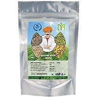 Natural apigreen White Sesame Seeds (Til), 500gm