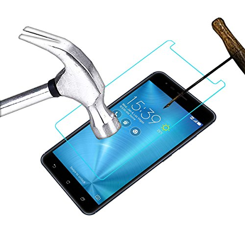 Acm Tempered Glass Screenguard for Asus Zenfone Zoom S Mobile Screen Guard Scratch Protector