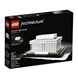 LEGO Architecture Lincoln Memorial Model Kit by LEGO