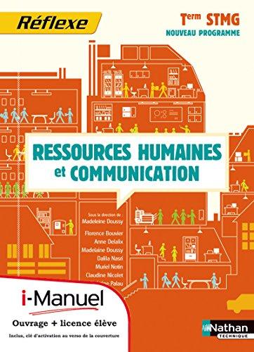 Ressources humaines et communication - Tle STMG