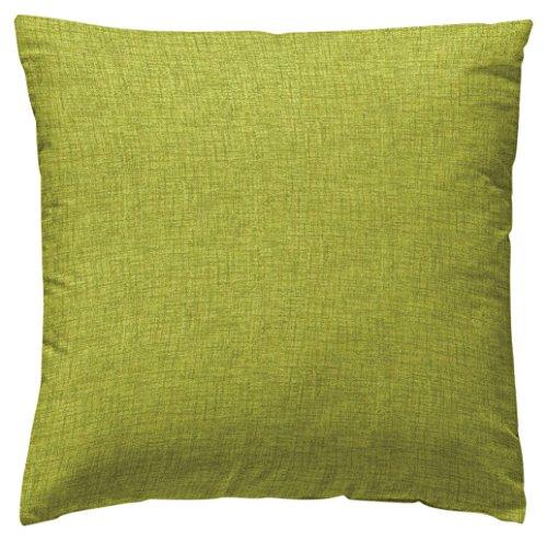 Martina home copricuscino, modello levante 50 x 50cm verde