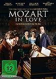 DVD Cover 'Mozart in Love - Intermezzo in Prag