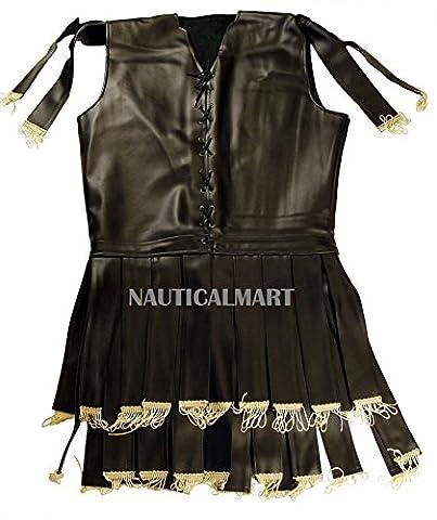 Nauticalmart Subramalis Roman Artificial Leather Armor Medieval