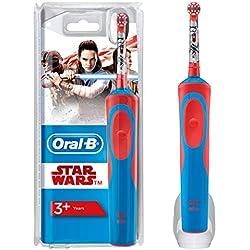 Oral-B Stages Power - Brosse à Dents Électrique pour Enfant - Star Wars
