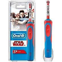Oral-B Stages Spazzolino Elettrico per Bambini Star Wars con Personaggi