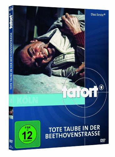Bild von Tatort: Tote Taube in der Beethovenstraße