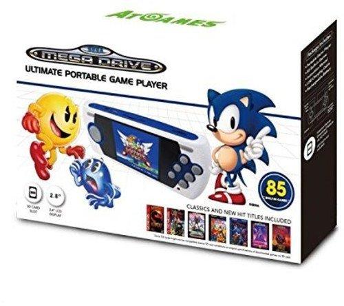Foto de Import - Consola Retro Mega Drive Ultimate Portátil (85 Juegos)
