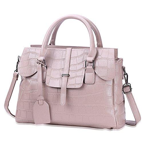 Signore moda borse borsa a tracolla (colori assortiti)-rosa rosa
