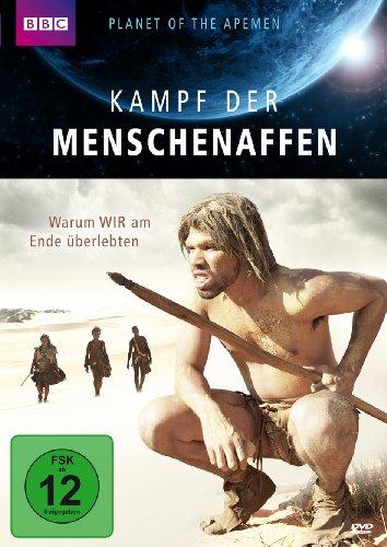kampf-der-menschenaffen-bbc-alemania-dvd