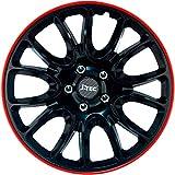 J-Tec J15575 Radkappen Hero GTR, 15 Zoll