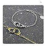 2manette bracciali, Partners, Best Friends, gli bracciali amore bracciali, braccialetti dell' amicizia, BFF Bracelets