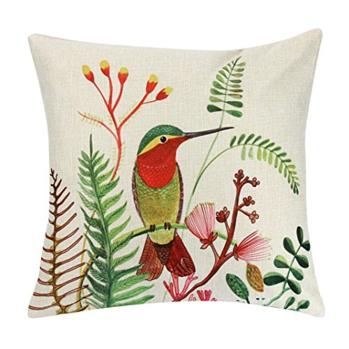 Indexp Pattern Printing Throw Cushion Cover Sofa Home Decoration Pillow case (Style J)