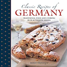 Classic Recipes of Germany (English Edition)