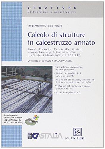 Calcolo di strutture in calcestruzzo armato