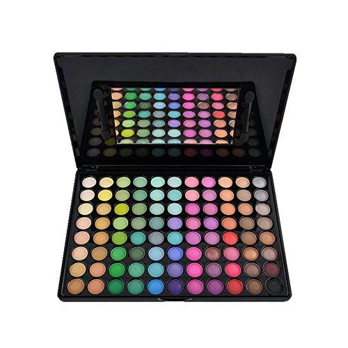 JasCherry Paleta de Sombras de Ojos 88 Colores de Maquillaje Set Kit de alta Calidad Cosmético #2