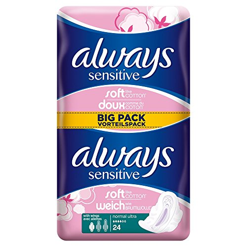 always-sensitive-normal-always-ultra-serviettes-hygieniques-avec-ailettes-x24