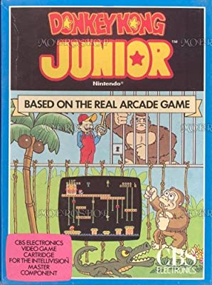 Donkey Kong Jr - Version (Intellivision) from Mattel
