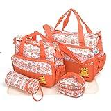Babyhugs® 5x Baby wickeln Windel Messenger Krankenhaus Mutterschaft Set mit