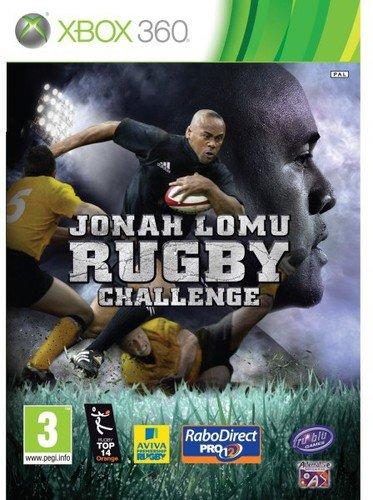 [UK-Import]Jonah Lomu Rugby Challenge Game XBOX 360