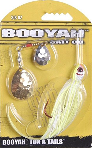 booyah-bait-company-chartreuse-white-gold-tux-tails-spinnerbait-extra-strike